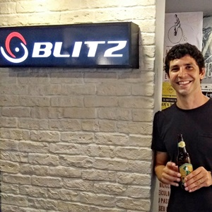 Blitz Bike Shop Ipanema: A festa!